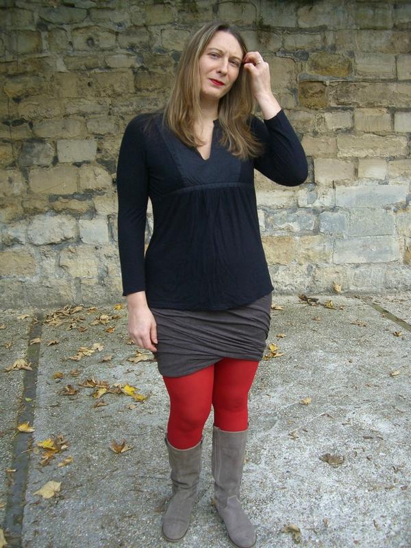 jupe drapée marie (2)