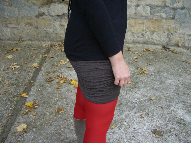 jupe drapée marie (3)