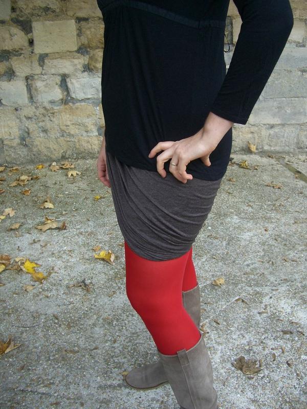 jupe drapée marie (5)