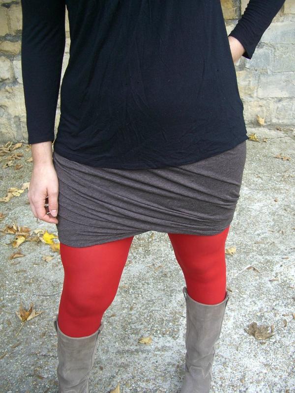 jupe drapée marie (6)