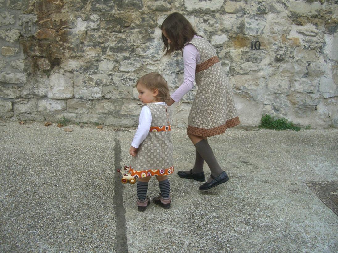 Robe Cléome de Lou and me (17)