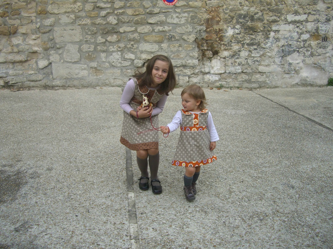 Robe Cléome de Lou and me (7)