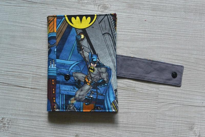 Housse agenda batman (1)