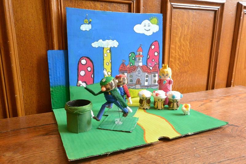 Diorama Mario (2)