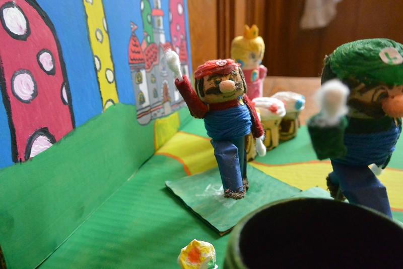 Diorama Mario (4)
