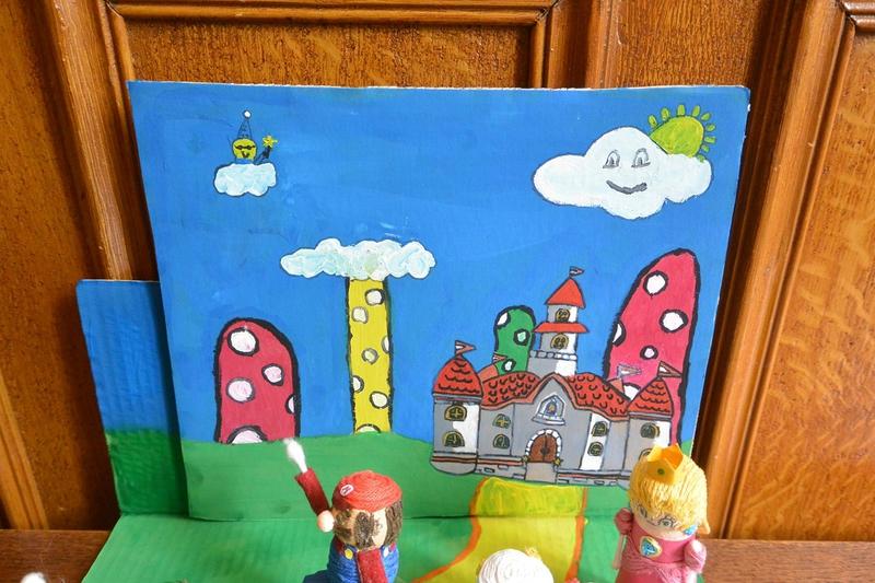 Diorama Mario (6)