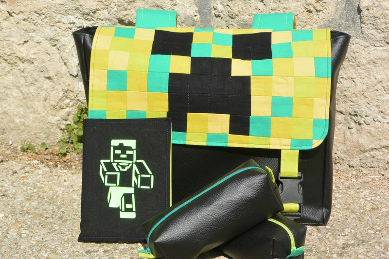 Cartable minecraft mavada (5)