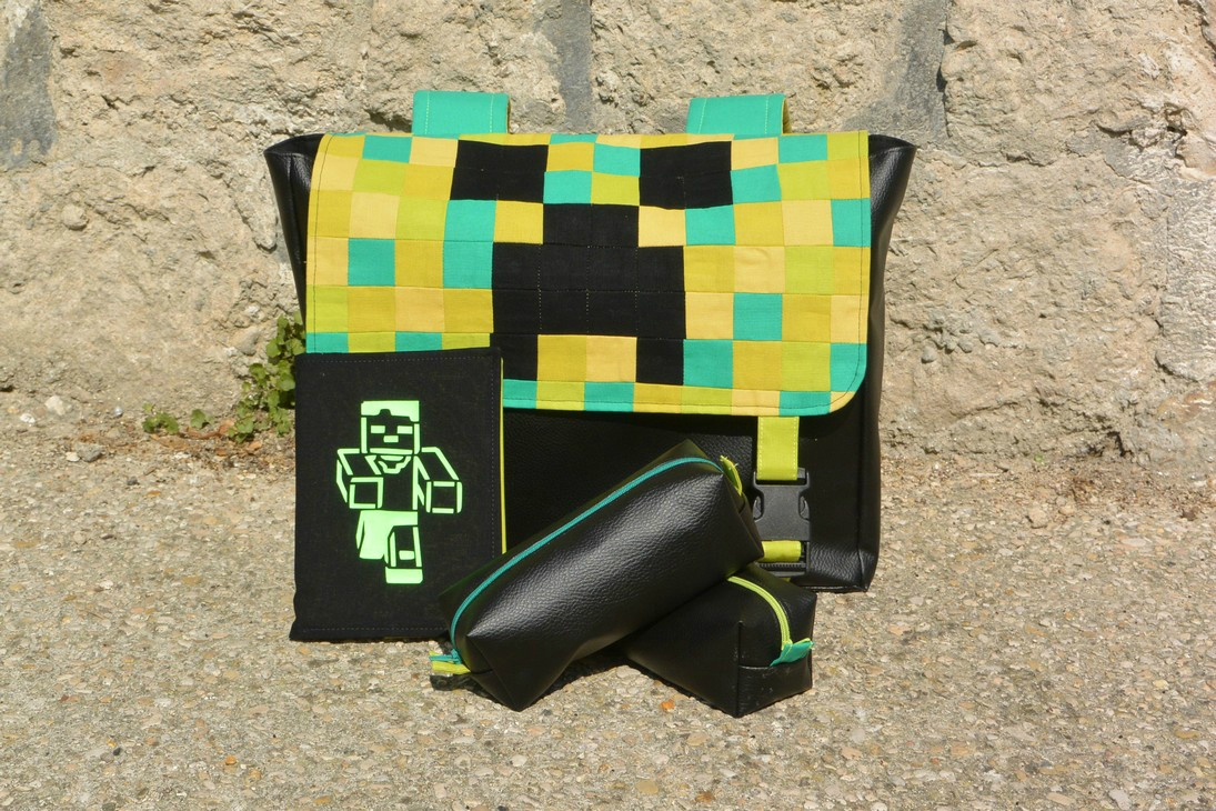 Cartable minecraft mavada (1)