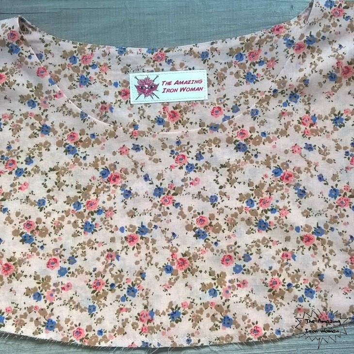 Alice Top Tessuti Fabrics
