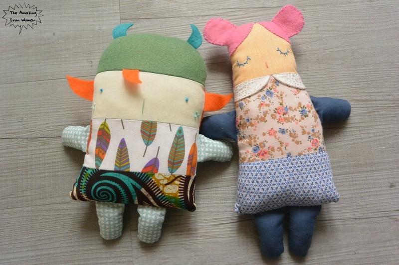 mahault sidonie poupées à coudre