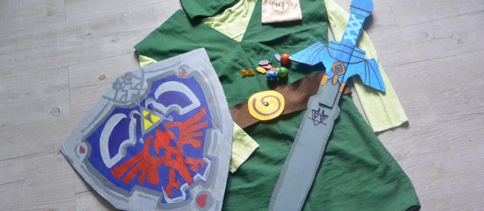 déguisement Link