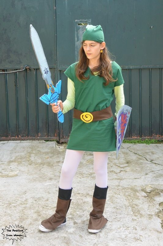 déguisement de Link