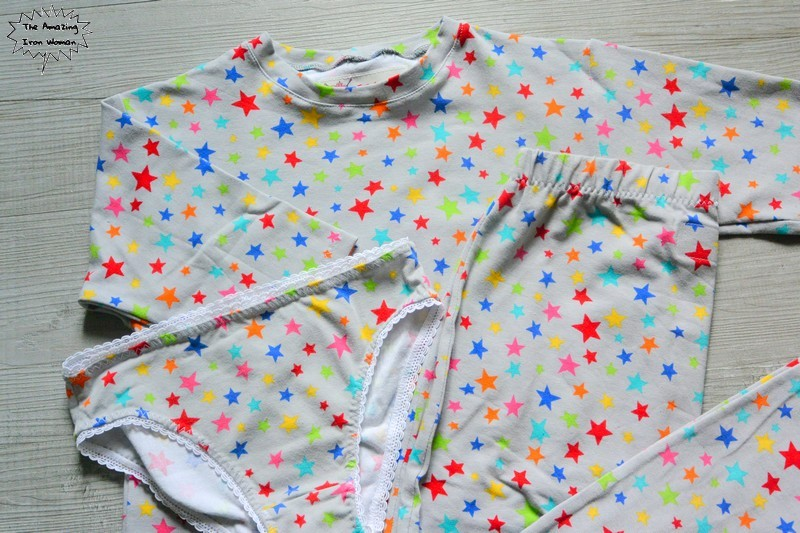 pyjamas et culottes thalassa