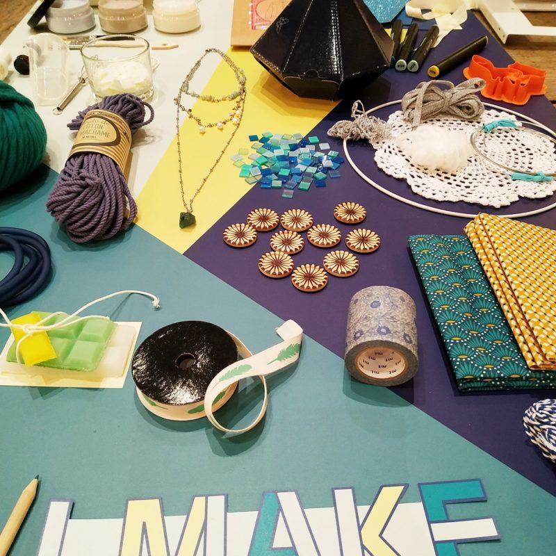 I Make DIY Festival 2 The Amazing Iron Woman