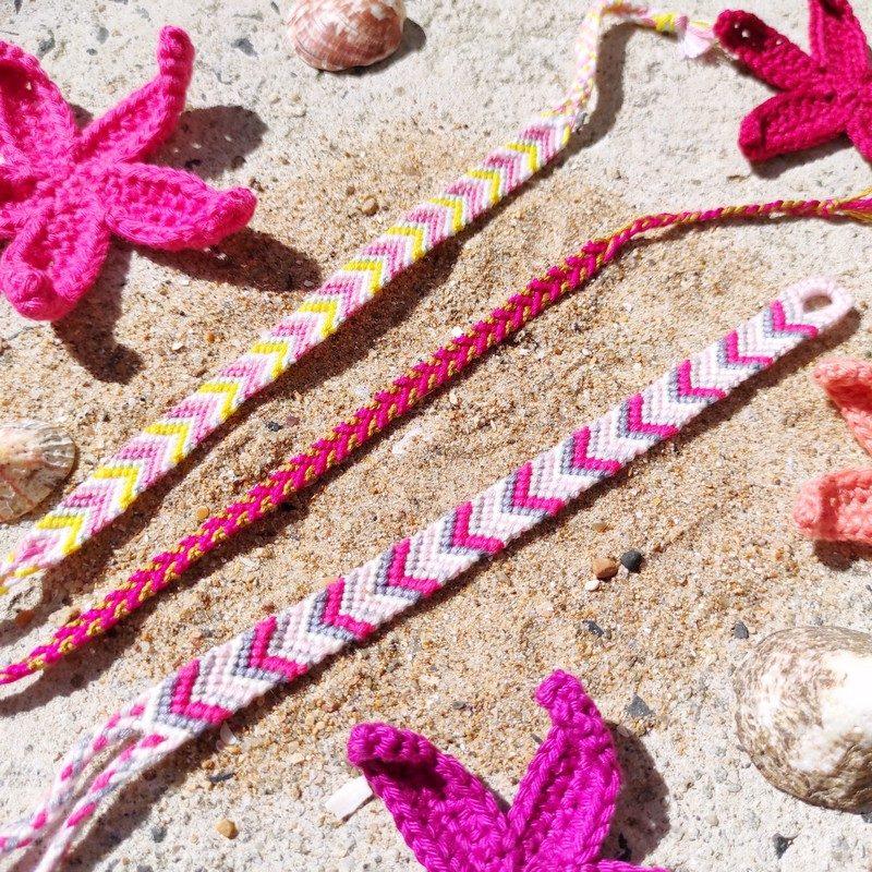 Bracelets brésiliens - the amazing iron woman