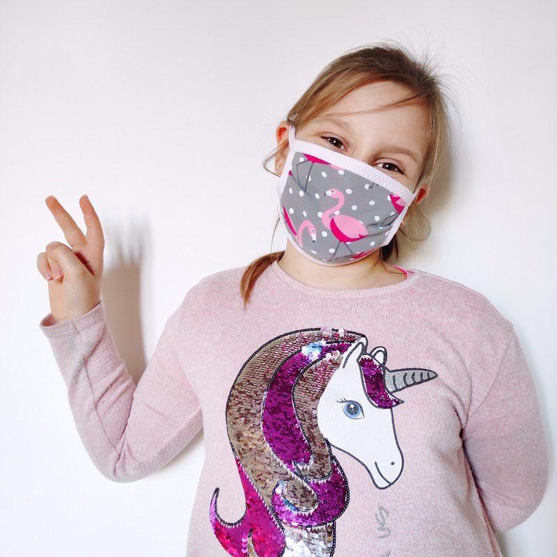 Masque enfant primaire jersey petit dom the amazing iron woman (3)