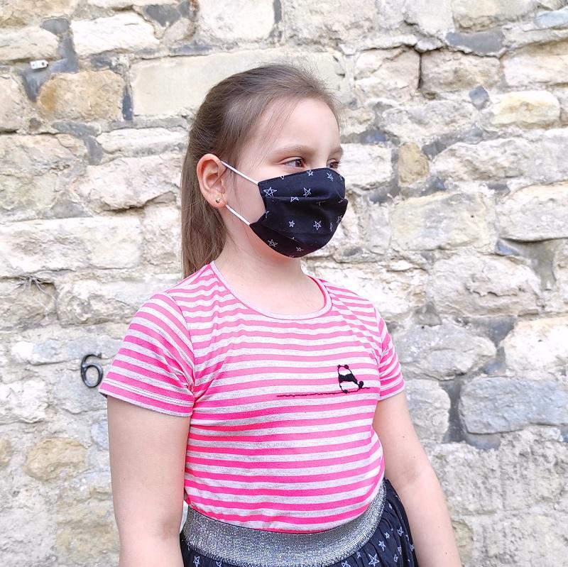 masque enfant plis the amazing iron woman